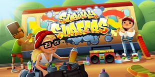 Cheats For Subway Surfers (Unlimited Keys & Coins) Endless Running Adventure Blades Of Brim SYBO Games PNG