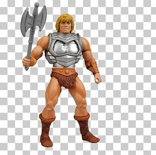 He-Man Masters Of The Universe Action & Toy Figures Mattel Figurine PNG