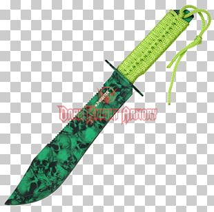Bowie Knife Hunting & Survival Knives Blade PNG