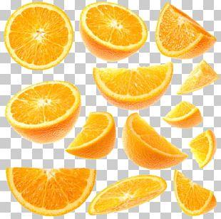 Tangerine Grapefruit Orange Slice PNG