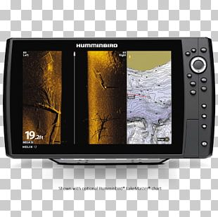 Fish Finders Chartplotter Chirp Global Positioning System Sonar PNG