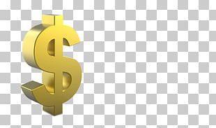 Dollar Sign United States Dollar Gold Money PNG