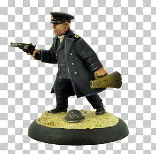 Army Officer Organization Military Militia Figurine PNG