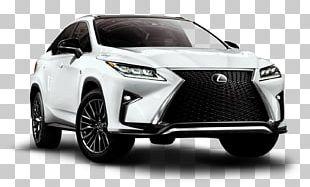 2016 Lexus RX 350 F Sport 2018 Lexus RX 350 Car Sport Utility Vehicle PNG