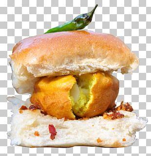 Chutney Vada Pav Indian Cuisine Bonda PNG
