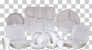 Disposable Plastic Polystyrene Plate PNG