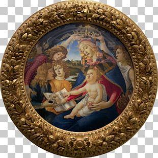 Madonna Of The Magnificat Alba Madonna Italian Renaissance Adoration Of The Magi PNG