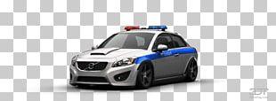 Police Car City Car Compact Car PNG