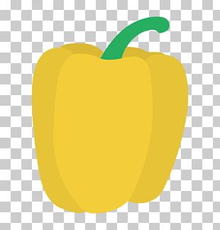 Bell Pepper Yellow Pepper Chili Pepper Open PNG