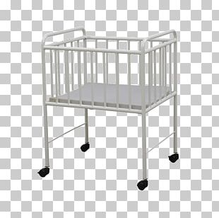 Cots Bed Frame Table Infant PNG