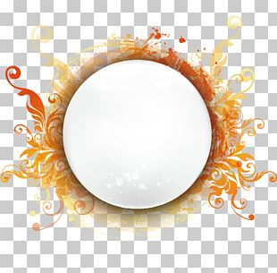 Frame Ornament PNG