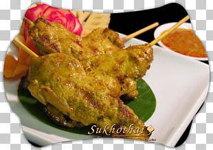 Pakora Satay Chicken Fritter Kai Yang PNG