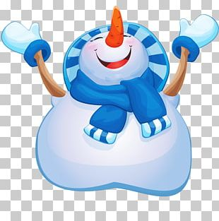 Snowman Stock Illustration PNG