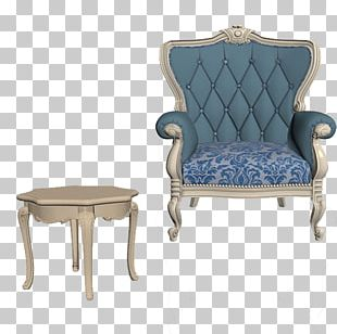 Table Chair Couch PNG
