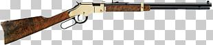 .22 Winchester Magnum Rimfire United States Firearm Henry Repeating Arms Lever Action PNG
