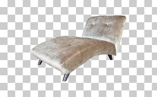 Chaise Longue Eames Lounge Chair Velvet Couch PNG