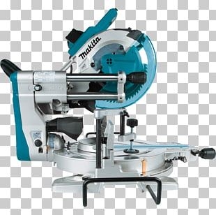 Makita LS1013 Dual Slide Compound Miter Saw Radial Arm Saw PNG