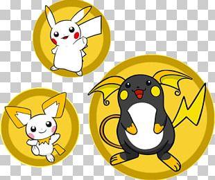 Pikachu Raichu Pokémon X And Y Pokémon Brillant PNG