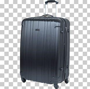 Suitcase Baggage Hand Luggage Samsonite Trolley PNG