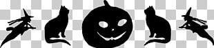 Jack-o'-lantern Halloween Silhouette Pumpkin PNG