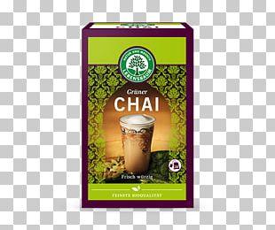 Masala Chai Green Tea Tea Bag Superfood PNG
