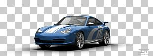 Sports Car Porsche Luxury Vehicle Compact Car PNG