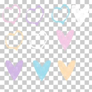Body Jewellery Heart Pink M Font PNG