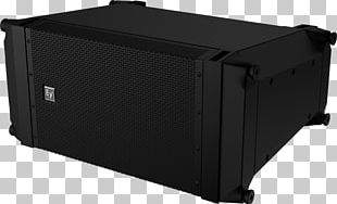 Microphone Electro-Voice Line Array Loudspeaker Sound PNG
