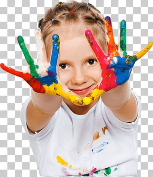 Painting Child Stock Photography PNG
