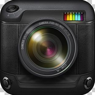 Camera Lens Digital Cameras Apple Single-lens Reflex Camera PNG