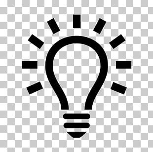 Idea The Noun Project Incandescent Light Bulb Icon PNG