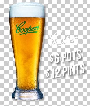 Wheat Beer Pint Glass Beer Cocktail Lager PNG