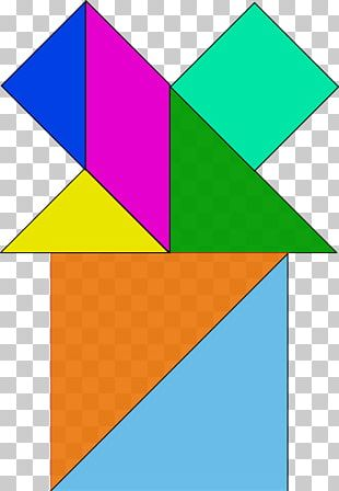 Jigsaw Puzzles Tangram Game Shape PNG