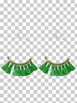 Earring Tassel Fringe Clothing Accessories Jewellery PNG