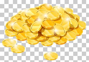 Gold Coin PNG
