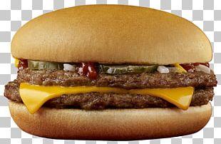 Cheeseburger Hamburger Fast Food McDonalds Chicken Nugget PNG