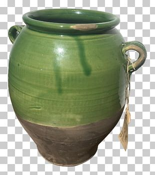 Ceramic Pottery Lid Urn Cup PNG