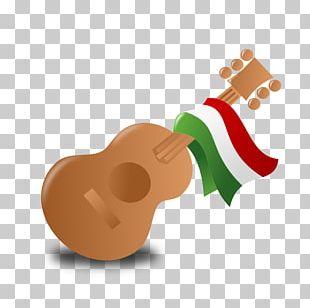 Cinco De Mayo Guitar Musical Instrument PNG