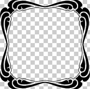 Drawing Borders And Frames Mirror PNG