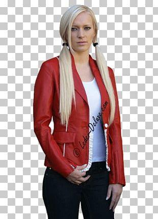 Blazer Leather Jacket Sport Coat PNG