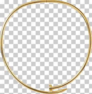 Necklace Cartier Jewellery Gold Charms & Pendants PNG