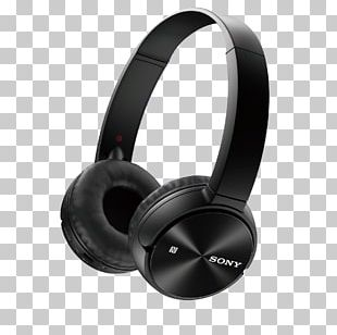 Sony MDR-V6 Headphones Bluetooth Wireless Headset PNG