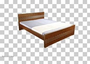 Bed Frame Bedside Tables Furniture PNG