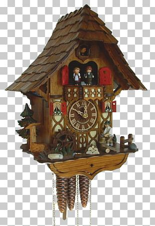 Cuckoo Clock Icon PNG