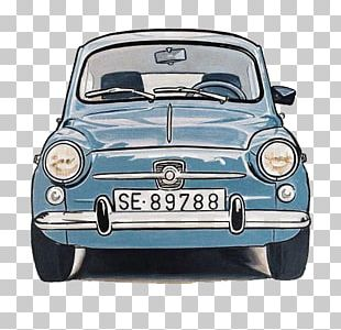 SEAT 600 Car Fiat 600 Fiat 850 Fiat Seicento PNG