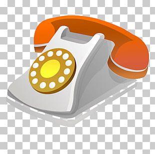 Telephone Symbol Icon PNG