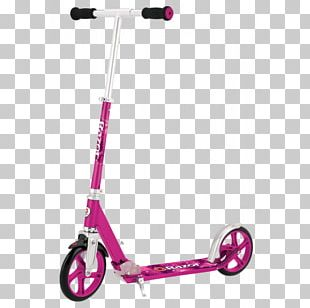 Kick Scooter Razor USA LLC Razor A5 LUX Scooter Wheel PNG