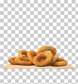 Burger King Onion Rings Hamburger French Fries PNG