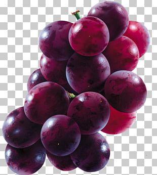 Concord Grape Wine Juice PNG