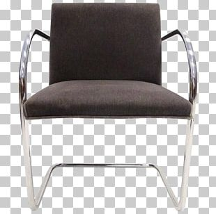 Brno Chair Knoll Upholstery PNG